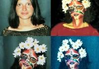 primavera make up - mosaico