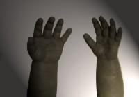 mani neonato